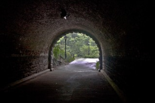 central park tunnel