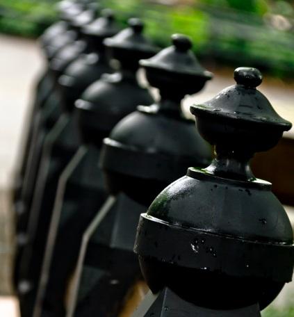 central park posts