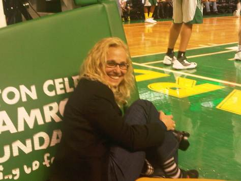 gail at celtics 2